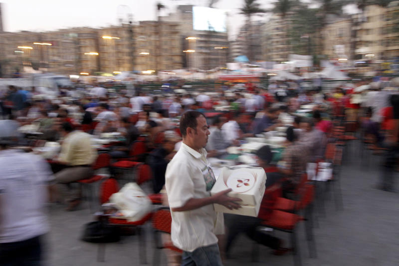 $12 billion in aid for Egypt only temporary boost