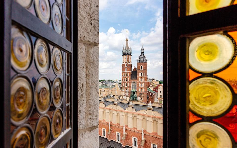 Poland could be one of our last holiday options - getty