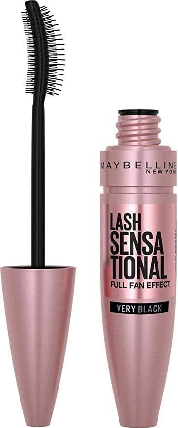 """<h2>Maybelline New York</h2><br>Up to 51% off Maybelline mascara<br><br><strong><em><a href=""""https://www.amazon.co.uk/stores/Maybelline/page/05C8A6E7-EA79-43C3-A766-BA487F230C89?ref_=ast_bln"""" rel=""""nofollow noopener"""" target=""""_blank"""" data-ylk=""""slk:Shop Maybelline New York"""" class=""""link rapid-noclick-resp"""">Shop Maybelline New York</a></em></strong><br><br><strong>Maybelline</strong> Volume Mascara, Lash Sensational, $, available at <a href=""""https://www.amazon.co.uk/Maybelline-Mascara-Sensational-Black-9-5ml/dp/B00PFCSXD4?ref_=Oct_DLandingS_D_33e1a9d9_61&smid=A3P5ROKL5A1OLE"""" rel=""""nofollow noopener"""" target=""""_blank"""" data-ylk=""""slk:Amazon"""" class=""""link rapid-noclick-resp"""">Amazon</a>"""