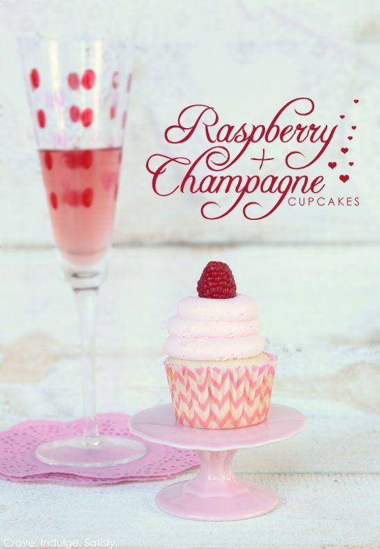 "<p>Cupcakes with champagne mixed in? Say no more!</p><p><strong>Get the recipe at <a href=""http://thecakeblog.com/2013/02/champagne-raspberry-cupcakes.html"" rel=""nofollow noopener"" target=""_blank"" data-ylk=""slk:The Cake Blog"" class=""link rapid-noclick-resp"">The Cake Blog</a>.</strong> </p>"