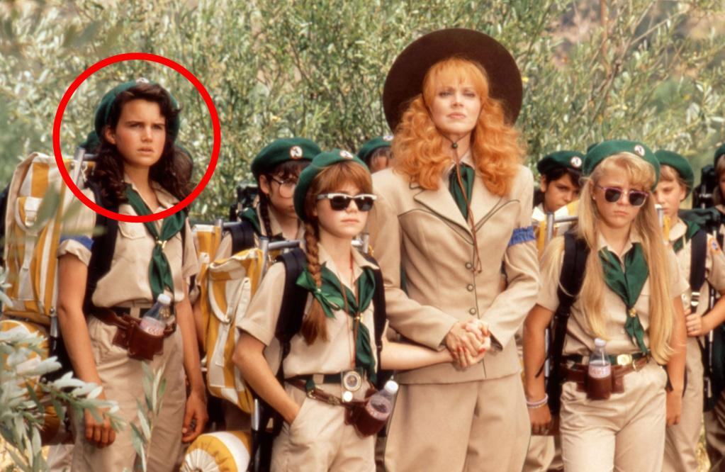 "In 1989's ""<a href=""http://movies.yahoo.com/movie/1800129853/info"">Troop Beverly Hills</a>,"" Carla appeared with future celebs Tori Spelling and Jenny Lewis (of the band Rilo Kiley) in this comedy that starred Shelley Long. Four years later, she had her first starring role opposite Pauly Shore in ""<a href=""http://movies.yahoo.com/movie/1800194102/info"">Son in Law</a>."" She's worked continuously in movies and on TV since then, and she reunited with her ""<a href=""http://movies.yahoo.com/movie/1808406490/info"">Watchmen</a>"" director Zack Snyder for ""Sucker Punch.""   <a href=""http://movies.yahoo.com/feature/sucker-punch.html?showVideo=1#belowNav"">See an exclusive 'Sucker Punch' clip >></a>"