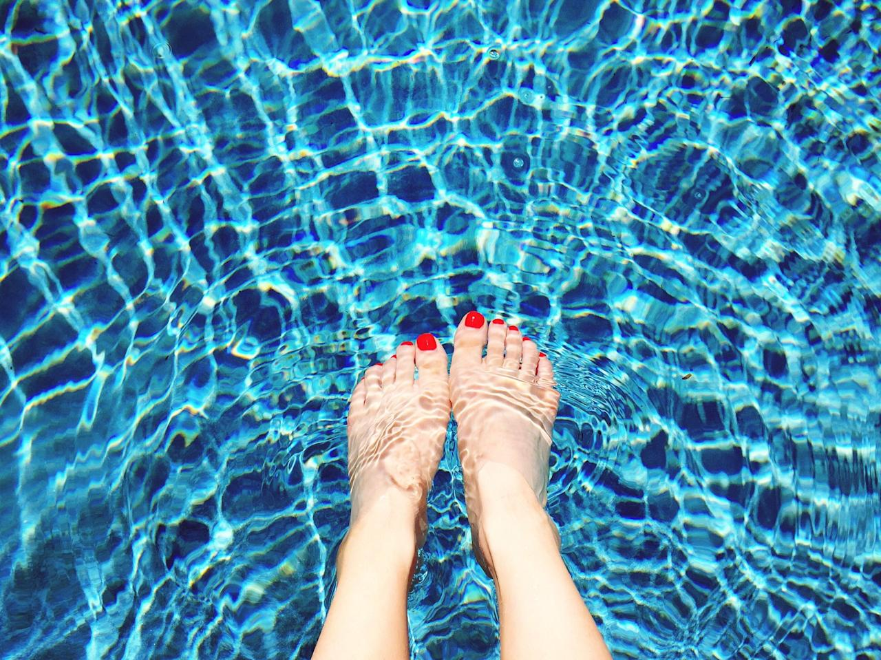 <p>It's that time of year to give your feet some TLC. After a long season in boots, sneakers, and other closed-toe shoes, you're probably feeling like your heels are suffering from neglect. Ahead, we've rounded up some foot scrubs and creams that will rehab your soles so you're ready to don your favorite sandals in no time. </p>