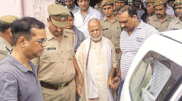Chinmayanand rape case, law student gets bail in Chinmayanand case, Chinmayanand rape case law student, Chinmayanand rape victim, Chinmayanand bjp, indian express news