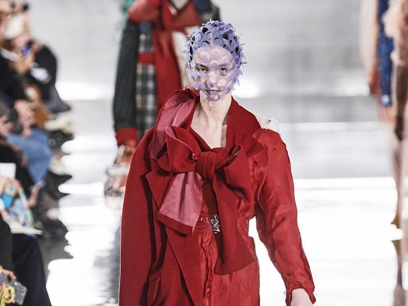 Maison Margiela explores slow fashion with fall 20 collection