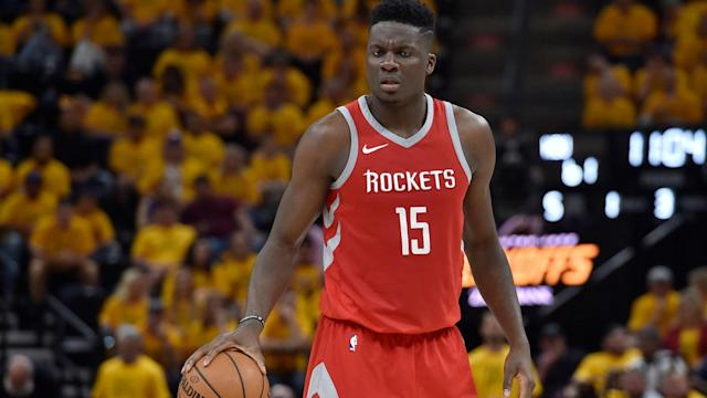 Capela reportedly turned down a five-year, $85 million contract offer from Houston last week.