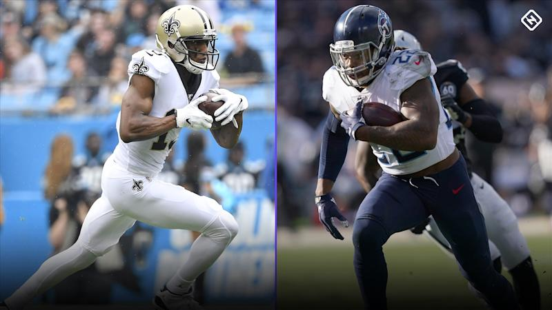 DraftKings NFL Playoffs DFS Picks: Lineup advice for Wild Card Weekend cash games