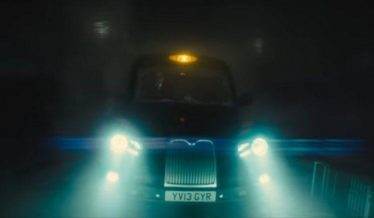 Not bad for a London cab - Credit: 20th Century Fox