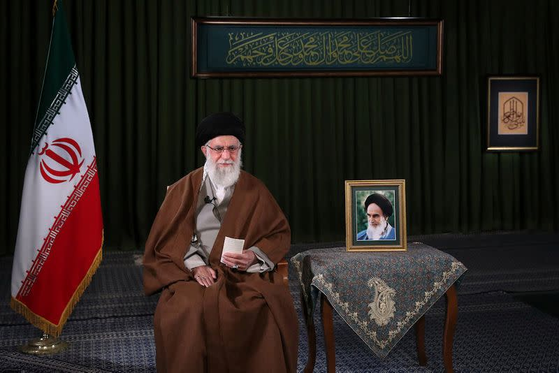 Iran's Khamenei: UAE 'disgraced forever' by Israel deal