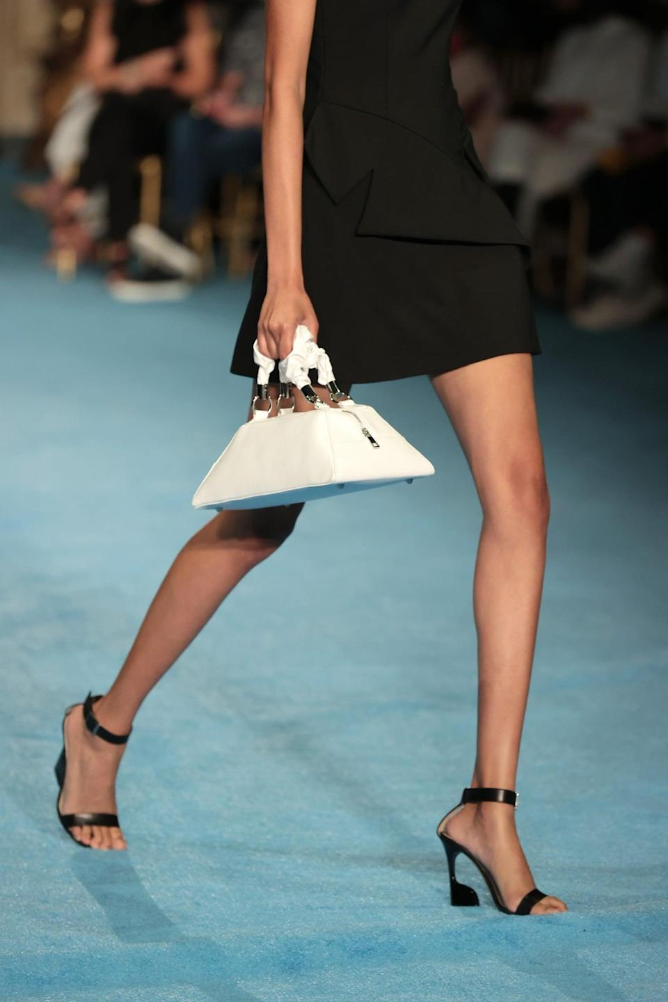 <p>A bag from Christian Sirano spring 2022 collection.</p>