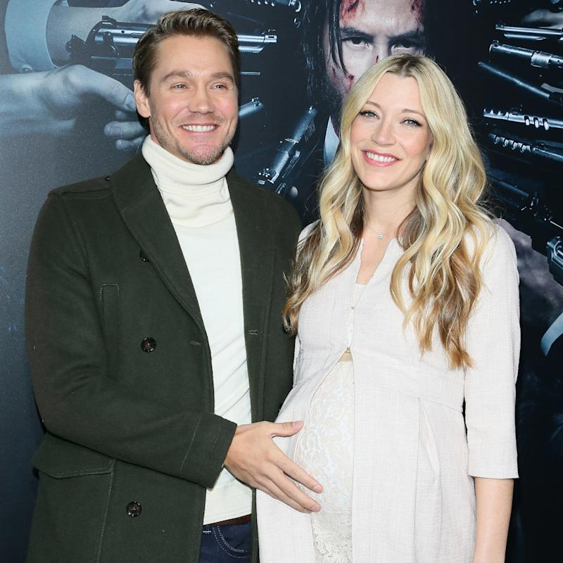 Chad Michael Murray and Sarah Roemer Welcome a Daughter!