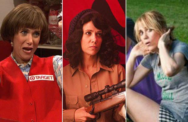 Kristen Wiig's 12 Funniest Characters, From Target Lady to Patty Hearst