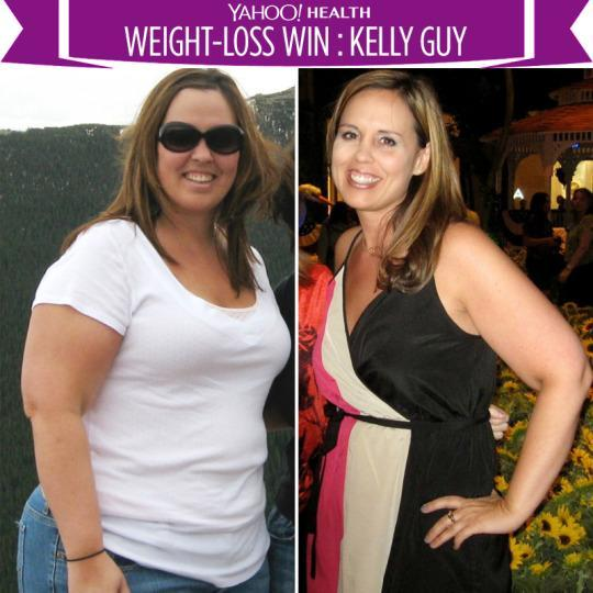 Kelly's 71-Pound Weight Loss: 'You Get to Choose to Start ...