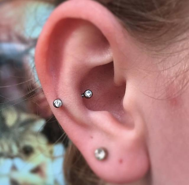 Here S Everything You Need To Know About The Snug Piercing That Everyone S Getting In 2018