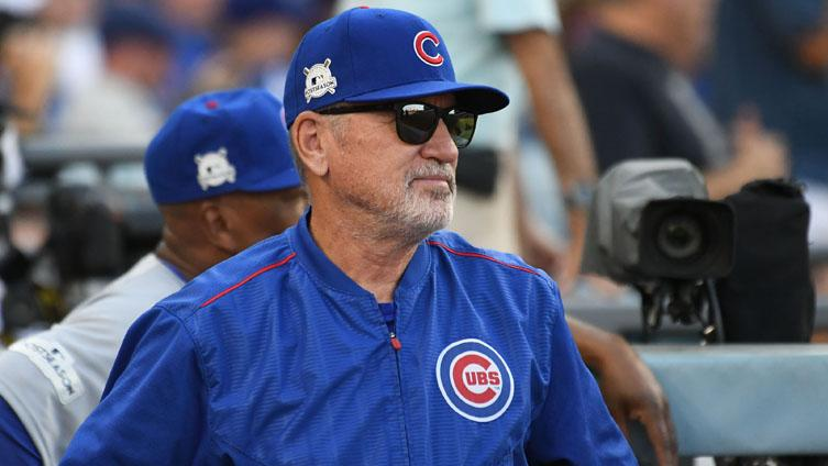 Cubs manager Joe Maddon is hoping to ease tension for immigrants in his Pennsylvania hometown. (AP)