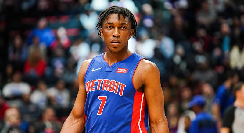 Stanley Johnson is a capable defender, but needs to work on his offence. (Photo by Cassy Athena/Getty Images)