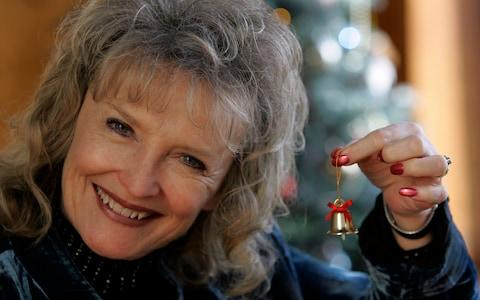 Karolyn Grimes in 2006 - Credit: David Duprey,