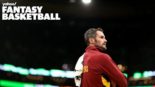 Is Kevin Love's time in Cleveland coming to a close?