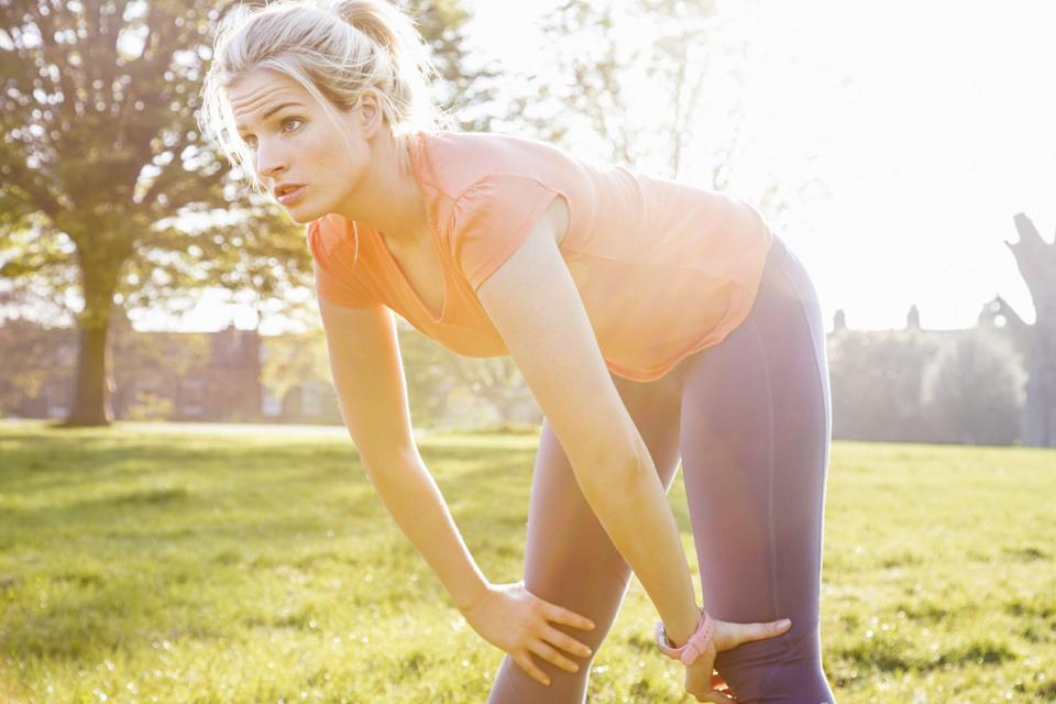 """<p>You probably know you should <a href=""""https://www.womenshealthmag.com/uk/fitness/running/a26547348/warm-up-exercises/"""" rel=""""nofollow noopener"""" target=""""_blank"""" data-ylk=""""slk:warm-up"""" class=""""link rapid-noclick-resp"""">warm-up</a> before you run, but you might be wondering exactly how to do that. Yes, avoiding some specific new-runner (and longtime runner) pitfalls will help make your runs more comfortable. In the long term, it will also help ensure your success as a runner. In my experience as a coach and as a runner, here are the top five things to avoid doing before your workout.</p>"""