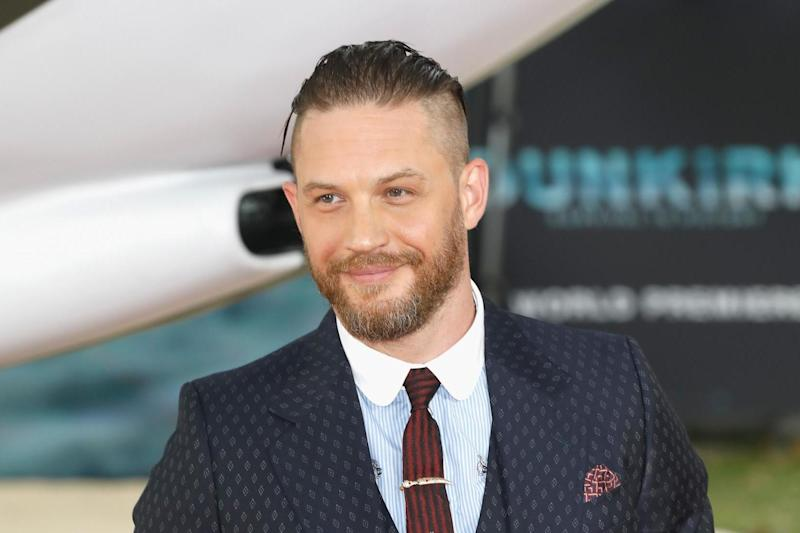 Tom Hardy has reportedly been cast as the next James Bond: Getty Images
