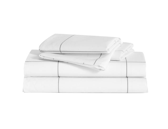 """<p>This 100 percent percale cotton set is soft (but not silky), with smart details like envelope pillowcases and """"short side"""" and """"long side"""" labels for easy bed-making.</p> <p><strong>Buy it!</strong> From $98; <a href=""""https://imp.i383267.net/c/249354/971323/12856?subId1=PEOIntroducingPEOPLEsProductsWorththeHypein2021khogan1271StyGal12821774202107I&u=https%3A%2F%2Fwww.brooklinen.com%2Fcollections%2Fclassic-percale-sheets%3Fgclid%3DCj0KCQjw0emHBhC1ARIsAL1QGNcxx23G6vAopbWrJlQA4Tae1qzio3GURK7ASI6RDP0lKMkQYrCuBMgaAmS8EALw_wcB"""" rel=""""sponsored noopener"""" target=""""_blank"""" data-ylk=""""slk:brooklinen.com"""" class=""""link rapid-noclick-resp"""">brooklinen.com</a></p>"""