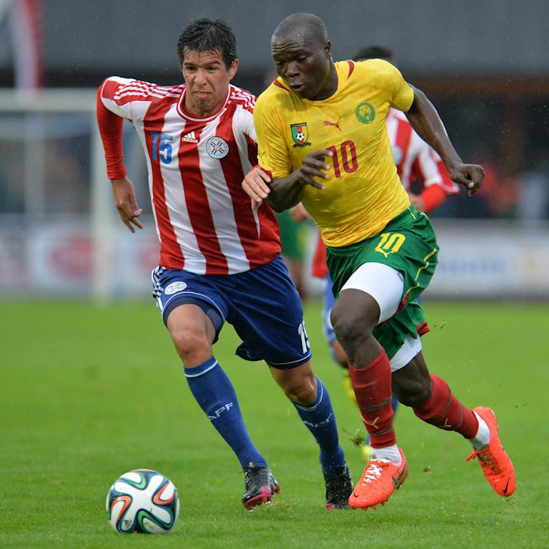 Cameroon loses to Paraguay in World Cup warmup