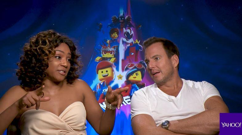 'The Lego Movie 2' stars discuss the animated sequel and give an update on 'BoJack Horseman' and 'Tuca & Bertie'.