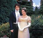 """<p>Like <em>A Star Is Born</em>, there are so many adaptations of Jane Austen's <em>Pride and Prejudice</em>, including a 2005 version with <em>Anna Karenina </em>director/star Joe Wright and Keira Knightley, and <em><a href=""""https://www.amazon.com/Bride-Prejudice-Naveen-Andrews/dp/B008RPRNGE?tag=syn-yahoo-20&ascsubtag=%5Bartid%7C10063.g.34933377%5Bsrc%7Cyahoo-us"""" rel=""""nofollow noopener"""" target=""""_blank"""" data-ylk=""""slk:Bride and Prejudice"""" class=""""link rapid-noclick-resp"""">Bride and Prejudice</a></em>, a 2004 adaptation with a Bollywood twist. But true fan's hearts are with the 1995 BBC mini series starring Colin Firth and Jennifer Ehle. It's not a technically a movie, sure, but you have all day to sit on your couch and watch it, right?</p><p><a class=""""link rapid-noclick-resp"""" href=""""https://www.amazon.com/Episode-1/dp/B0083IJKUW?tag=syn-yahoo-20&ascsubtag=%5Bartid%7C10063.g.34933377%5Bsrc%7Cyahoo-us"""" rel=""""nofollow noopener"""" target=""""_blank"""" data-ylk=""""slk:WATCH ON AMAZON"""">WATCH ON AMAZON</a> <a class=""""link rapid-noclick-resp"""" href=""""https://go.redirectingat.com?id=74968X1596630&url=https%3A%2F%2Fitunes.apple.com%2Fus%2Ftv-season%2Fpride-and-prejudice%2Fid380562747&sref=https%3A%2F%2Fwww.redbookmag.com%2Flife%2Fg34933377%2Fbest-romantic-movies%2F"""" rel=""""nofollow noopener"""" target=""""_blank"""" data-ylk=""""slk:WATCH ON ITUNES"""">WATCH ON ITUNES</a></p>"""