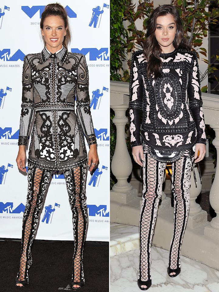 <p>Sure, the Balmain lace-up boots look super-chic, but we imagine actually getting into them isn't the most glamourous process.</p>