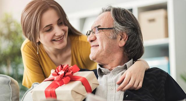 Father's Day falls on June 21 this year, and Amazon have great present ideas for those who have left their shopping to the last minute. (Getty Images)