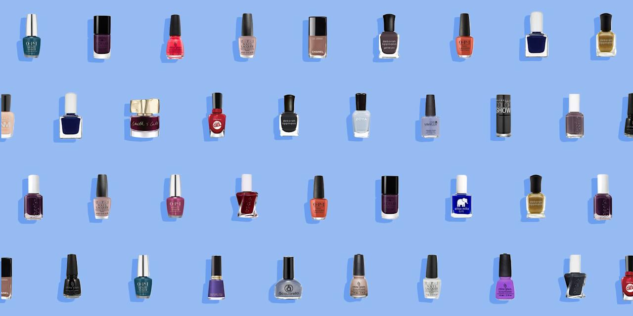 <p>As the fall season approaches, many of us shift from bright nail polish colors to moodier hues. Whether you're feeling something edgy or you just need to find your new go-to neutral, the results are in for the best shades to try. Click through for 20 nail polish colors that'll go perfectly around your cups of cocoa and hot cider.  </p>