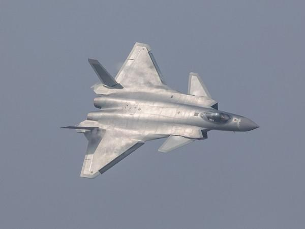 Chinese fighter plane J-20 (Photo Credit - Reuters)