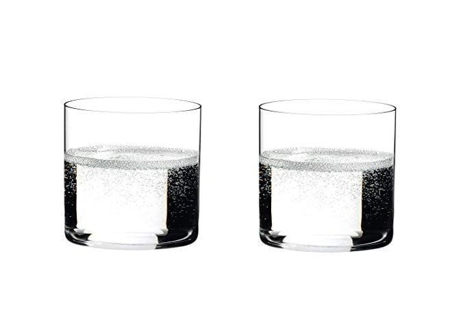 <p>These modern <span>Riedel O Water Glasses</span> ($28 for 2) are stunning.</p>