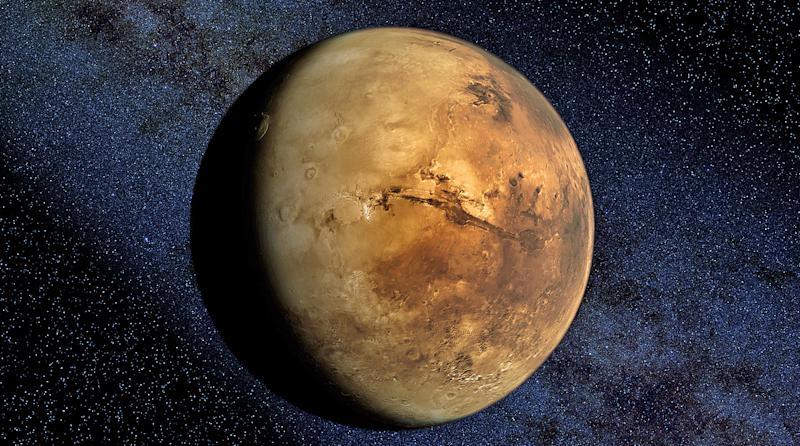 Image result for This May Be The Best Image Of Mars We've Ever Seen