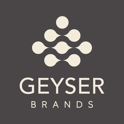 Geyser Brands Inc. logo (CNW Group/Geyser Brands Inc.)