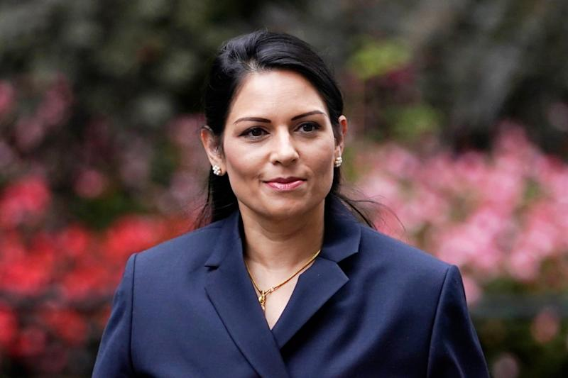 Priti Patel explored sending asylum seekers to a remote island – is there no limit to her apparent inhumanity?
