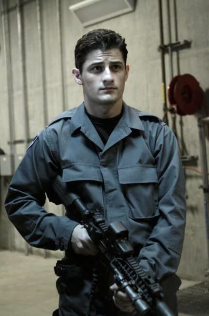 <p>Gjokaj might be one of the few actors in the Marvel universe to find himself in both the movies (<em>The Avengers</em>) and TV shows (<em>Agent Carter, Agents of S.H.I.E.L.D.)</em>. But before he spent time trying to catch bad guys, the actor starred in the Fox sci-fi series <em>Dollhouse. </em></p>