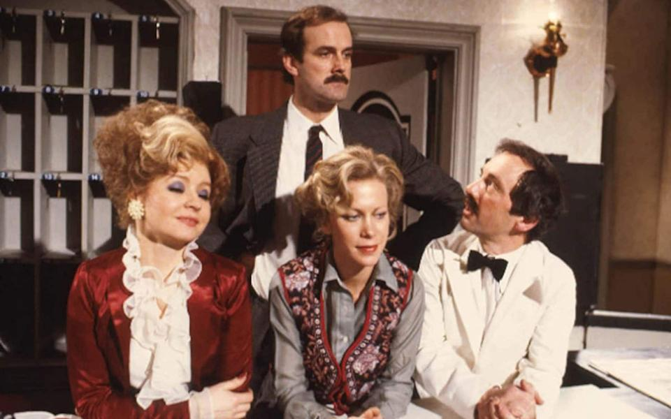 Fawlty Towers - BBC