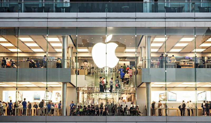 Apple-related stocks hammered in China, Hong Kong markets after US smartphone giant cuts revenue outlook