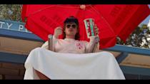 """<p>After Billy becomes one of the Flayed, his look makes a great costume. Just add a lifeguard tee and a trucker hat to a pair of red swim trunks, then roll up to the party with an Icee in hand.</p><p><strong>What you'll need:</strong> <em>Stranger Things Hawkins Pool Lifeguard Logo Tee, $24, Kohl's</em></p><p><a class=""""link rapid-noclick-resp"""" href=""""https://go.redirectingat.com?id=74968X1596630&url=https%3A%2F%2Fwww.kohls.com%2Fproduct%2Fprd-4317957%2Fjuniors-stranger-things-hawkins-pool-lifeguard-logo-tee.jsp&sref=https%3A%2F%2Fwww.seventeen.com%2Fcelebrity%2Fmovies-tv%2Fg28354429%2Fdiy-stranger-things-halloween-costumes%2F"""" rel=""""nofollow noopener"""" target=""""_blank"""" data-ylk=""""slk:SHOP NOW"""">SHOP NOW</a></p>"""
