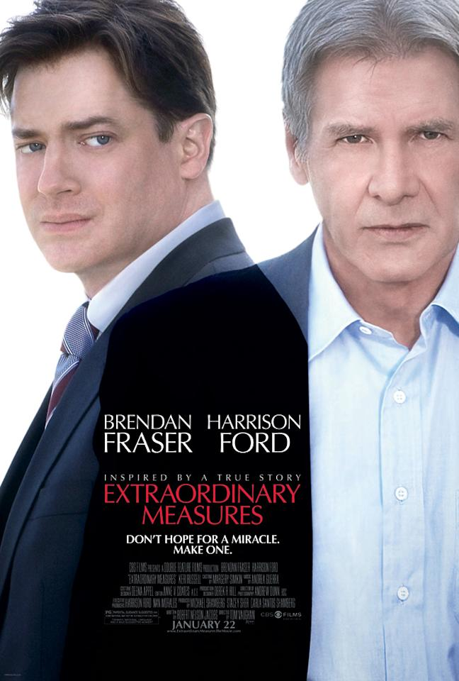 "The Worst:  <a href=""http://movies.yahoo.com/movie/1810120879/info"">EXTRAORDINARY MEASURES</a>    Before you call this poster boring, take note that Harrison Ford appears to be playing a ghost."