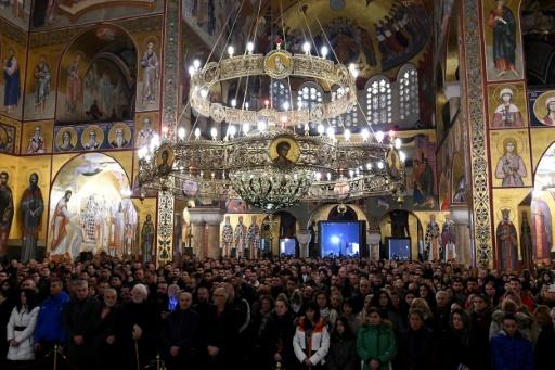 Priests accuse the ruling party of preparing to plunder its holy sites