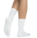 """<p><strong>Hanes</strong></p><p>amazon.com</p><p><strong>$11.32</strong></p><p><a href=""""https://www.amazon.com/dp/B07DQ9R23D?tag=syn-yahoo-20&ascsubtag=%5Bartid%7C10067.g.37681411%5Bsrc%7Cyahoo-us"""" rel=""""nofollow noopener"""" target=""""_blank"""" data-ylk=""""slk:Shop Now"""" class=""""link rapid-noclick-resp"""">Shop Now</a></p><p>It's not a Princess Diana spandex short outfit without a pair of white crew socks. </p>"""