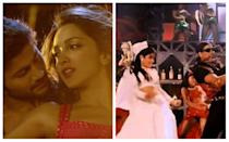 Composed by Viju Shah and sung by Kavita Krishnamoorthy and Udit Narayan, this unforgettable song from the Raveena Tandon-Akshay Kumar-starrer Mohra was amongst the biggest dance tracks of the 90s. With the song, Raveena became the original <em>Mast Mast</em> girl, while it also established the chemistry of the lead pair. The remixed version, from the film 2017 featuring Kiara Advani and Mustafa Burmawala, failed to recreate both the magic of the song or the dance moves. While in the original song, the slow, catchy beats set the perfect mood for the number, the cacophony of beats that the remixed version has, takes away from any charm the remixed song retains.