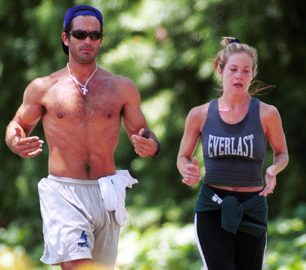 "Unfortunately, marriage couldn't ""everlast"" between Christina Applegate and Jonathan Schaech. The couple finalized their divorce on Friday after more than a year of separation. Somehow we don't think either one's hurting in the dating department. MM/<a href=""http://www.x17online.com"" target=""new"">X17 Online</a> - May 29, 2000"