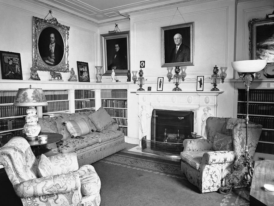 blair house 1942