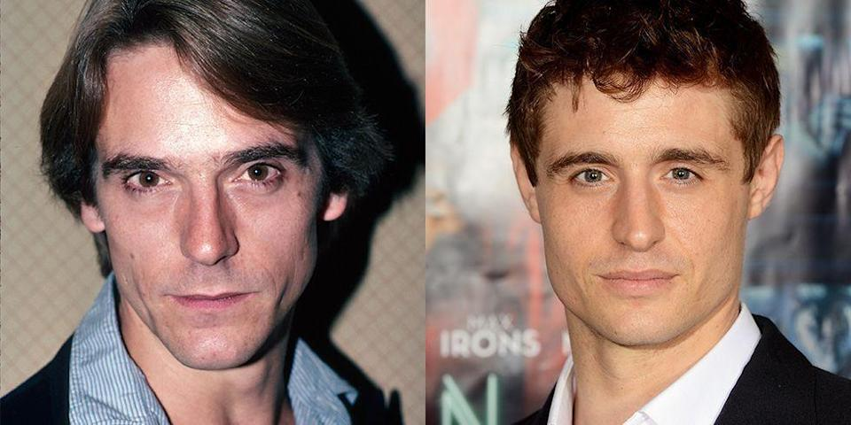 <p>It seems like good looks aren't the only thing that run in the Irons family. British actor Jeremy Irons' son, Max, is also an actor and has had roles in films like <em>Terminal </em>and <em>The Wife</em>. </p>