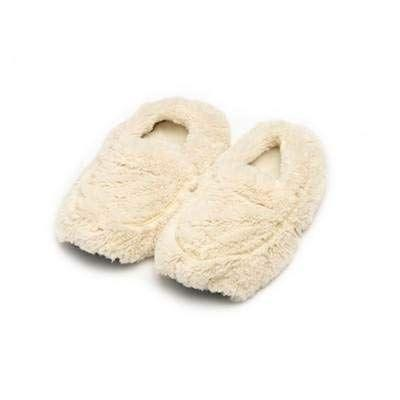 "<p><strong>CREAM WARMIES Cozy Plush Body Slippers</strong></p><p>amazon.com</p><p><a href=""https://www.amazon.com/dp/B07NBMCGTJ?tag=syn-yahoo-20&ascsubtag=%5Bartid%7C10063.g.34747140%5Bsrc%7Cyahoo-us"" rel=""nofollow noopener"" target=""_blank"" data-ylk=""slk:Shop Now"" class=""link rapid-noclick-resp"">Shop Now</a></p><p>These microwavable slippers will keep her feet toasty all winter long.</p>"