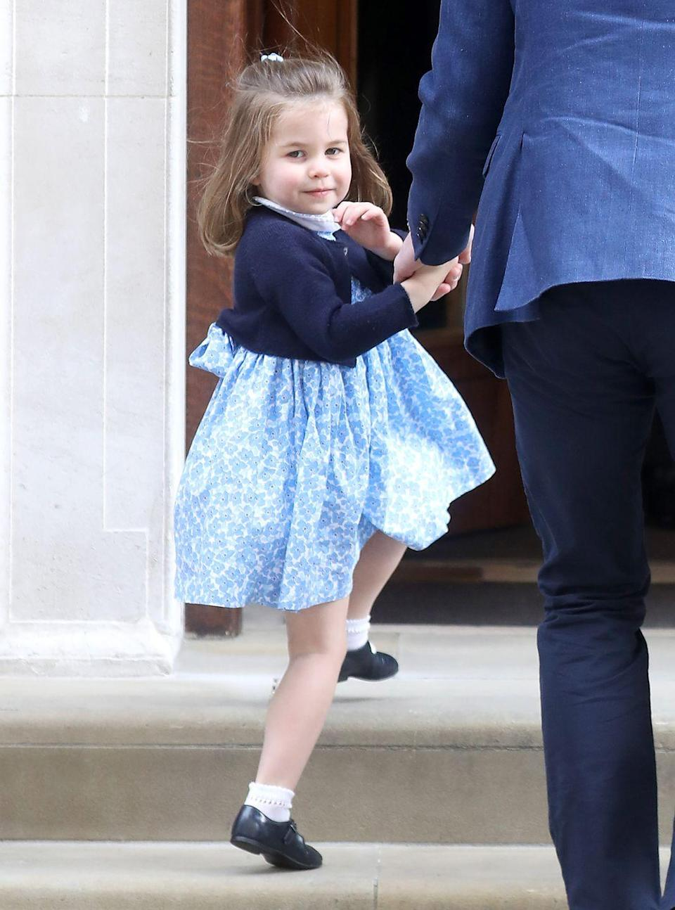 """<p>Even at four years old, Princess Charlotte exhibits the refined tastebuds of a royal. <a href=""""https://twitter.com/RE_DailyMail/status/1092778181185208320?ref_src=twsrc%5Etfw%7Ctwcamp%5Etweetembed%7Ctwterm%5E1092778181185208320&ref_url=https%3A%2F%2Fwww.townandcountrymag.com%2Fsociety%2Ftradition%2Fa26143246%2Fprincess-charlotte-kate-middleton-likes-olives-cooking%2F"""" rel=""""nofollow noopener"""" target=""""_blank"""" data-ylk=""""slk:Kate Middleton shared"""" class=""""link rapid-noclick-resp"""">Kate Middleton shared</a> that the Princess loves olives and is a big fan of <a href=""""https://www.delish.com/food-news/a30431088/royal-chef-darren-mcgrady-kate-middleton-video/"""" rel=""""nofollow noopener"""" target=""""_blank"""" data-ylk=""""slk:cooking with her mom"""" class=""""link rapid-noclick-resp"""">cooking with her mom</a>. </p>"""