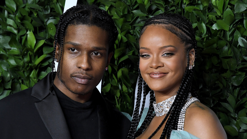 Rihanna Has Been 'Having Fun' With A$AP Rocky—But That Doesn't Mean They're Dating
