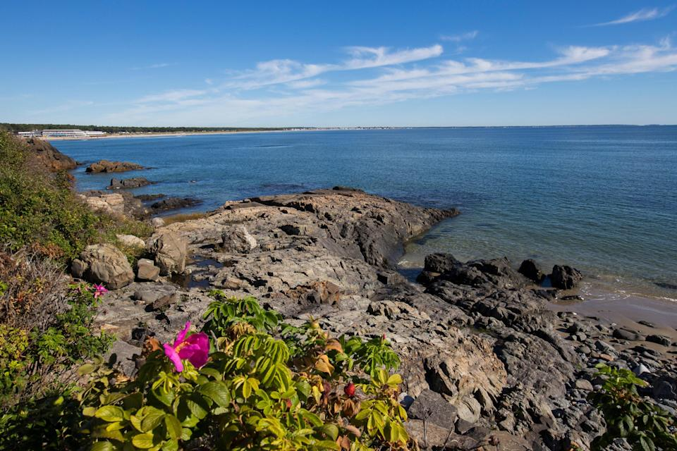 "<p><strong>Give us the wide-angle view: what kind of beach are we talking about?</strong><br> With 3.5 miles of sandy dunes, Ogunquit is an extra-wide, long-winding pleasure to walk along and even try to spot the ends of.</p> <p><strong>How accessible is it?</strong><br> Running alongside the town of Ogunquit (Algonquin for ""beautiful place by the sea,""), the beach couldn't have easier access. You can reach it by foot within 10 minutes from the town center or several of Ogunquit's more popular inns and resorts, or by car from further destinations. There's no driving on the beach, and there's no entrance fee, but parking at nearby Footbridge Beach is $25 per day.</p> <p><strong>Decent services and facilities, would you say?</strong><br> The middle section of the beach is the aforementioned Footbridge Beach (it's accessed by a footbridge crossing the Ogunquit River). There you'll find public restrooms across the river from the parking lot, gift shops, changing rooms, and snack bars. It's a public beach, so bring your own towels, don't expect cabanas, and—even though this is known as a gentle surf beach—if you really want to to go for it anyway, you may find a truck offering board rentals in the parking lot.</p> <p><strong>How's the actual beach stuff—sand and surf?</strong><br> One of the biggest reasons Ogunquit Beach is such a hit with families is its consistently gentle surf, and collection of tide pools that toddlers and parents love. The clean, clear waters are fantastic for swimming, and at low tide, there's extensive room for long walks onto sand bars. On the beach's south side, the Ogunquit River flows into beach's water, and the warm freshwater there makes for great tubing.</p> <p><strong>Can we go barefoot?</strong><br> You won't need shoes; this is sandy, soft, rock-free terrain. There's plenty of space (three and a half miles of it), but on hot summer days, finding a stretch of your own can take a little extra walking away from the crowd. The further you can get away from the Footbridge area, the more space you'll have. (Although you'll also be further from the restrooms and snack bars.)</p> <p><strong>Anything special we should look for?</strong><br> Ogunquit is about as family-friendly as beaches come, with generally low-torque waves; kayakers can get caught at the spot on the beach's south end where the river flows into that channel though.</p> <p><strong>Ultimately, what—and who—is this beach best for?</strong><br> With such easy access (all anyone need do to get here is drive into the parking lot or walk from downtown Ogunquit), it's tough to think of any way in which a day on Ogunquit Beach isn't worth the small effort to get here. As family beach destinations go, it doesn't get much better than this. It's expansive in breadth but inexpensive to get to, beautiful, soft-sanded and comfy, has ample amenities and lots of safe, swimmable surf.</p>"
